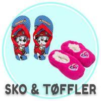 Sko & tøffler