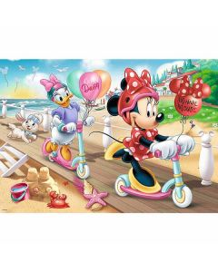 Minnie Mouse puslespil 200 brikker