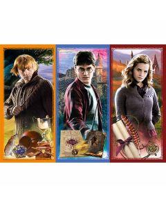 Harry Potter puslespil 200 brikker