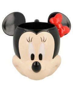 Minnie Mouse kop 3D