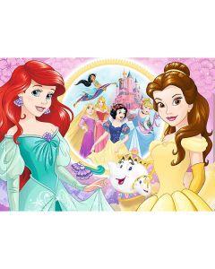 "Princess puslespil 100 brikker""Glitter"""