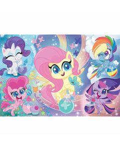 """My little pony puslespil 100 brikker""""Glitter"""""""