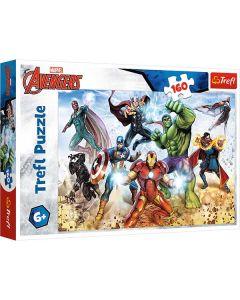 Avengers puslespil 160 brikker