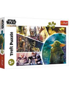 Star wars puslespil 100 brikker