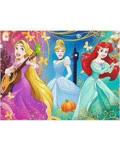 "Princess puslespil 30 brikker ""Enchanted"""