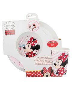 Minnie Mouse spiseset