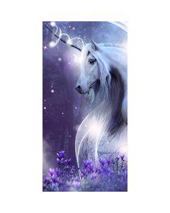 Unicorn håndklæde