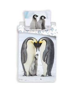 Pingvin sengetøj