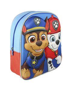 Paw Patrol rygsæk 3D - Chase & Marshall