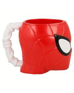 Spiderman kop 3D