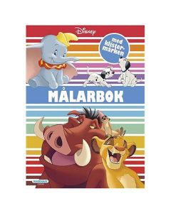 Disney klassiker Malebøg