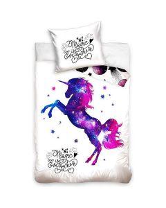 Enhjørning sengetøj - Unicorn