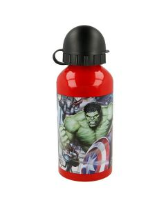 Avengers aluminum drikkedunk 400 ml