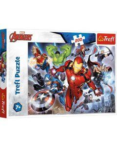 Avengers puslespil 200 brikker