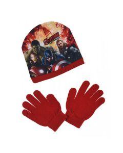 Avengers hue & handsker 52 cm