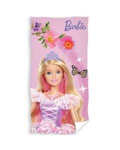 Barbie håndklæde