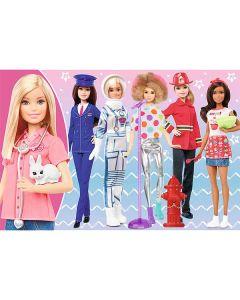Barbie puslespil 100 brikker