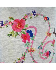 "Barbie T-shirt ""Flowers"""