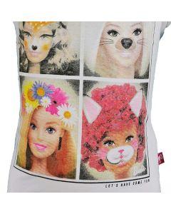 """Barbie T-shirt """"Faces"""""""