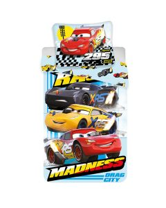 Cars Sengetøj McQueen
