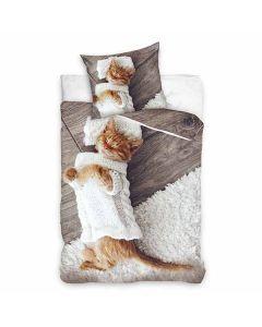 Kat sengetøj