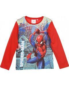 Spiderman trøje - Born Hero
