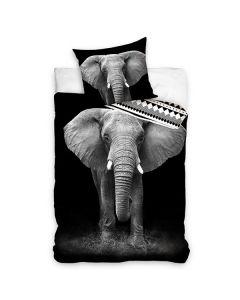 Elefant sengetøj