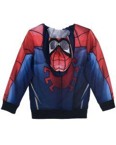 Spiderman Hættetrøje