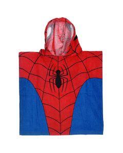 Spiderman poncho