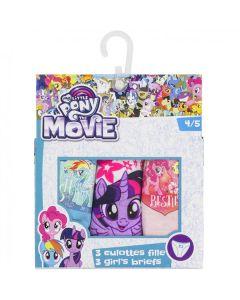 My Little Pony trusser 3 pak