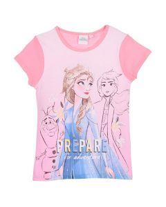 Frost Elsa T-shirt Heart
