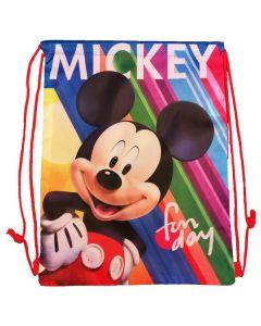 Mickey Mouse Gymnastikpose