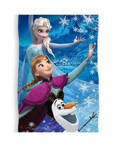 Frost Elsa Anna håndklæde