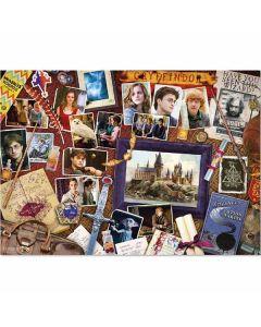 Harry Potter puslespil 500 brikker