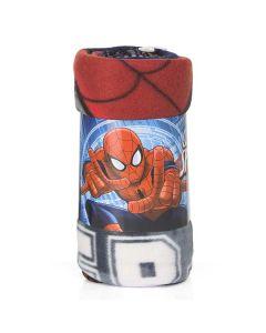Spiderman Fleecetæppe Woosh!