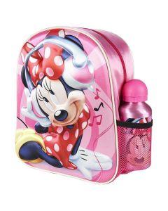 Minnie Mouse Skoletaske