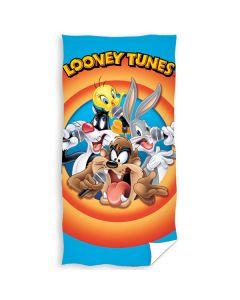 Looney tunes håndklæde