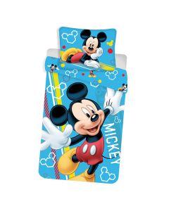 Mickey Mouse sengetøj - Lys i mørket