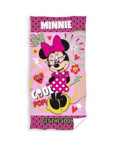 Minnie Mouse håndklæde