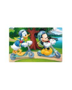 Mickey Mouse bordskåner 3d