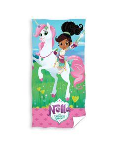 Ridderprinsessen Nella håndklæde