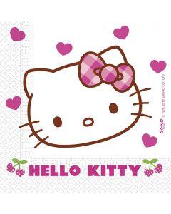 Hello Kitty Servietter