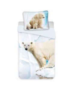 Isbjørn sengetøj