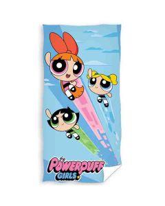 Powerpuff Pigerne håndklæde