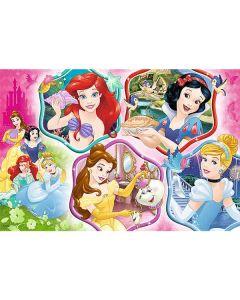 Princess puslespil 100 brikker