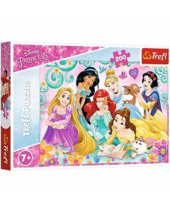 Princess puslespil 200 brikker