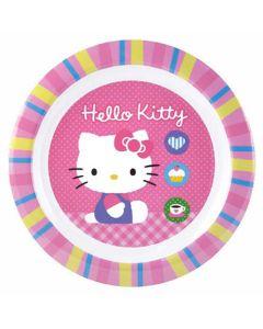 Hello Kitty Tallerken