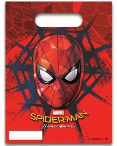Spiderman slikposer 6 st