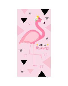 Flamingo håndklæde