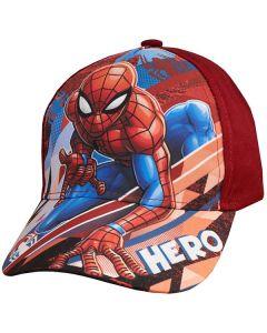 Spiderman Keps - Hero